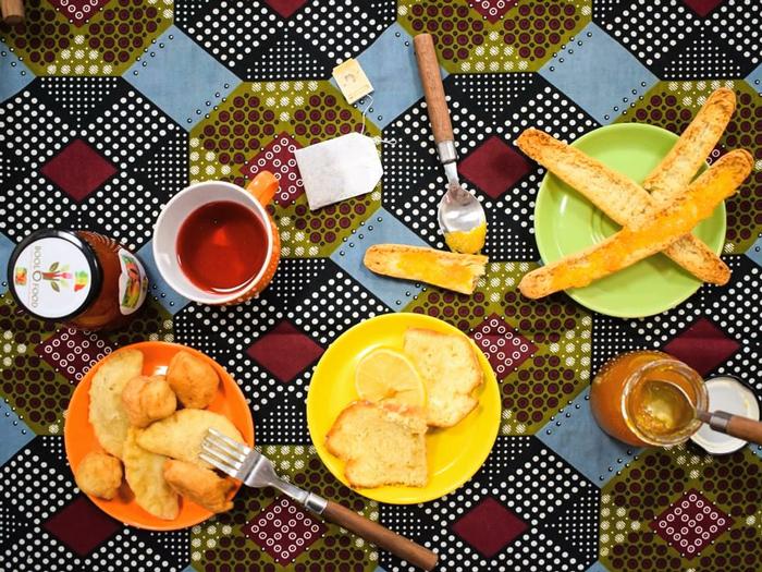Boolofood, cuisine sénégalaise à Paris : plat