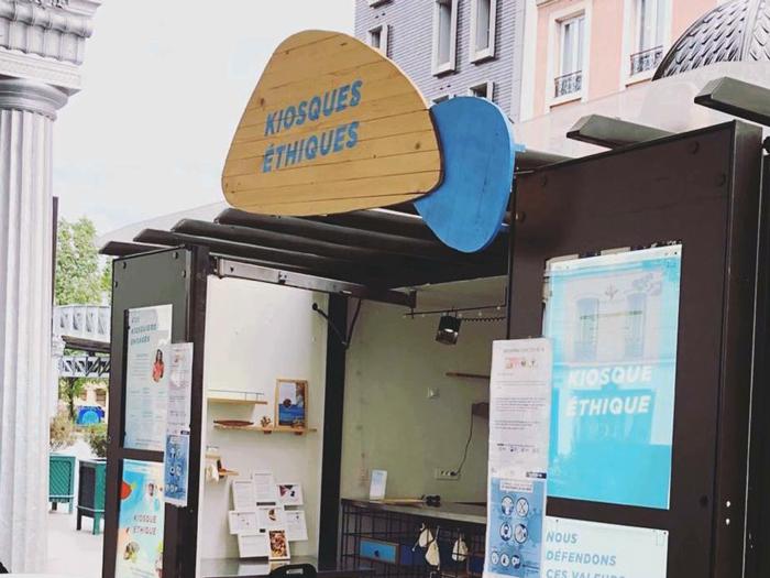Boolofood, cuisine sénégalaise à Paris : kiosque